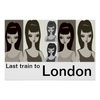 Last Train To London Poster