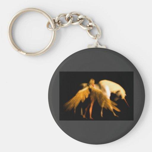 Last Unicorn Basic Round Button Keychain