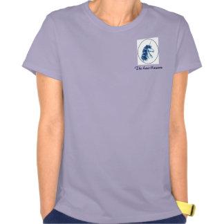 Last Unicorn - Small Medallion T Shirt