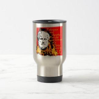 Last Virtues Travel Mug