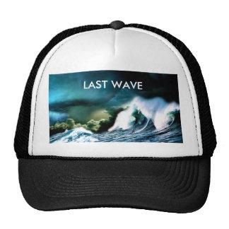 LAST WAVE TRUCKER HAT