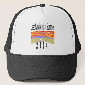 Last Weekend of Summer Trucker Hat