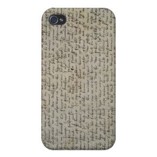 Last will and testament artist Master Bertram Case For iPhone 4
