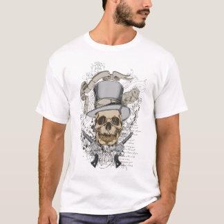 Last Word Skull & Guns T-Shirt