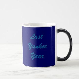 Last Yankee Year mug