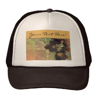 Last Year's Roses Trucker Hat