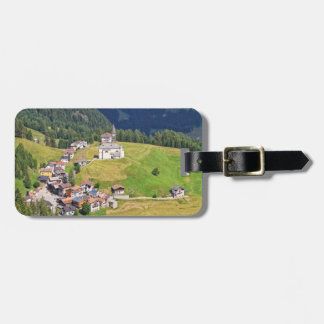 Laste village - Italy Tag For Bags