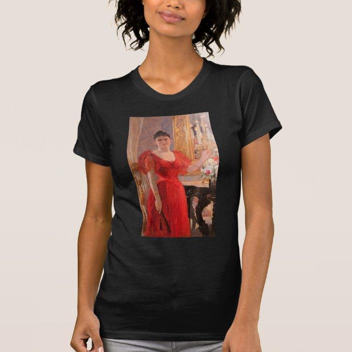 Lastenia Tello de Michelena Arturo Michelena 1890 T-Shirt