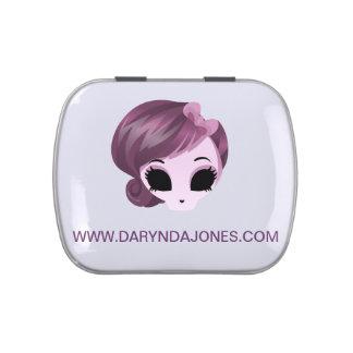 Lata del caramelo de Darynda Jones Latas De Dulces