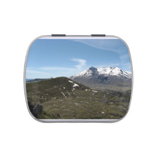 Lata del caramelo de Ridge del Monte Saint Helens  Latas De Caramelos