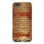Lata oxidada iPhone 5 protector