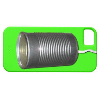 Lata y secuencia iPhone 5 carcasas