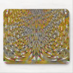 Latas de aluminio de fusión tapete de ratón