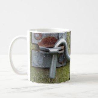 Latch Mug mug