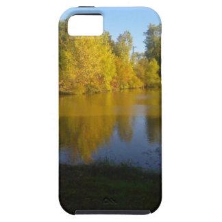 Late Afternoon at Van Buren S.P. iPhone Tough Case