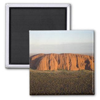 Late Afternoon Light on Uluru / Ayers Rock, Magnet