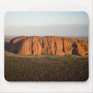 Late Afternoon Light on Uluru / Ayers Rock, Mouse Pad