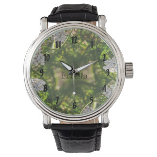 Late Day Glory Fractal Personalized Watch