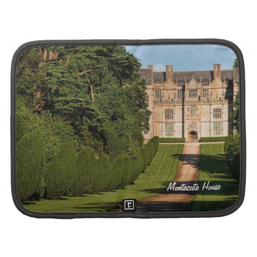 Late Elizabethan Montacute House Stately Home Planners