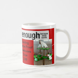 Late Enough Readers Who Care About Zombies Mug