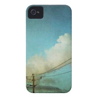 Late Evening Sky iphone Case
