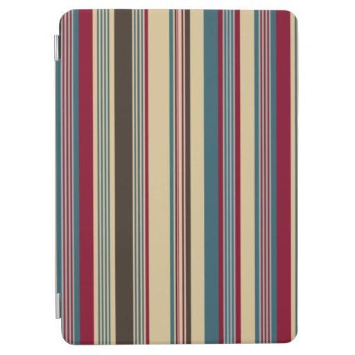 Late Fall Striped iPad Air Cover