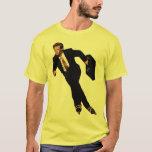 Late For Business Rollerblade Skater Meme T-Shirt