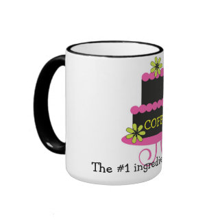Late Night Caker's Mug