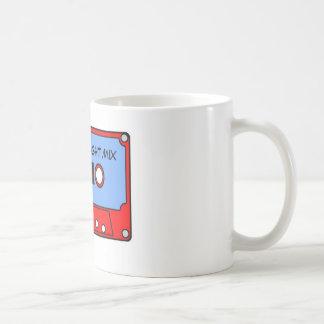 LATE NIGHT mix tape Coffee Mug