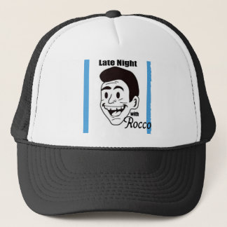 Late Night with Rocco Show Swag Trucker Hat