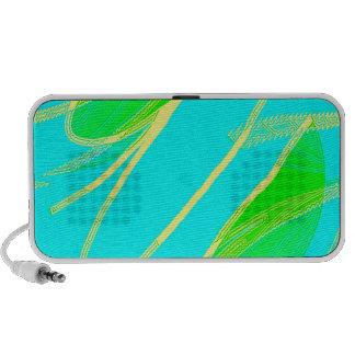 Late Plate 4 Travelling Speaker