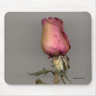 Late Rose Mousepad