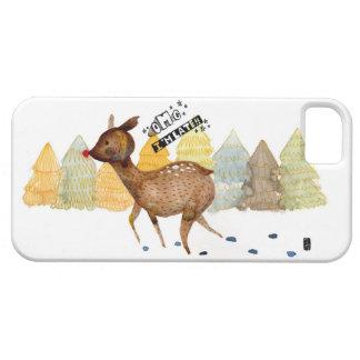 Late Rudolf iPhone SE/5/5s Case