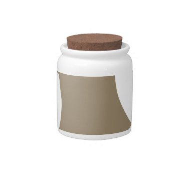 Professional Business Late to Work Candy Jar