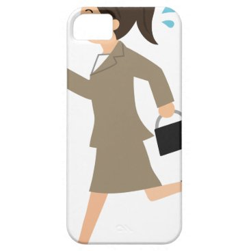 Professional Business Late to Work iPhone SE/5/5s Case