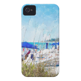 Late Winter Early Spring on Lido Beach iPhone 4 Case-Mate Case