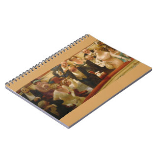 Latecomers 1914 notebook