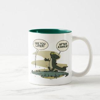 Later Gator Mug