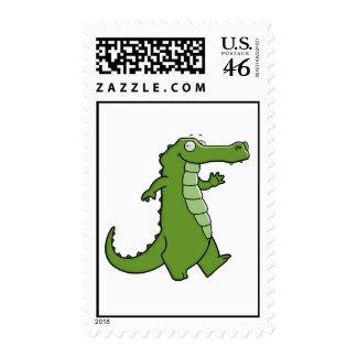 Later Gator Stamp