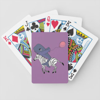 Later Haters Bicycle Playing Cards