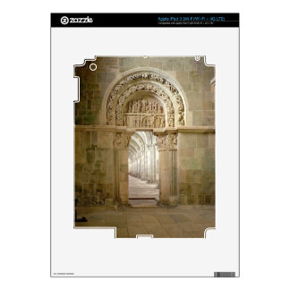 Lateral Portal, c.1125 (photo) iPad 3 Decal