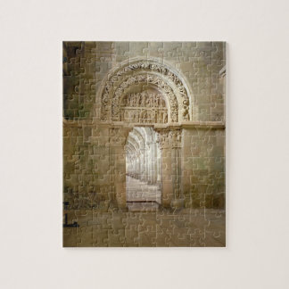 Lateral Portal, c.1125 (photo) Jigsaw Puzzle