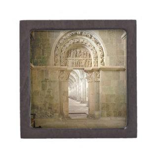 Lateral Portal, c.1125 (photo) Premium Gift Boxes
