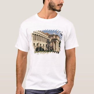 Lateral view of the Museum T-Shirt