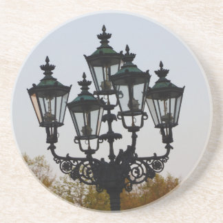 Latern Lamp Drink Coasters