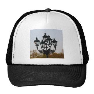 Latern Lamp Trucker Hats