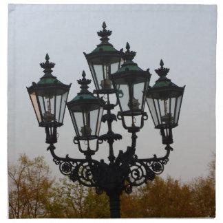 Latern Lamp Napkin