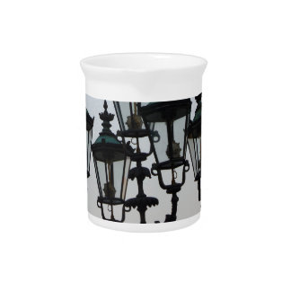 Latern Lamp Drink Pitcher