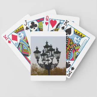 Latern Lamp Playing Cards
