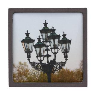 Latern Lamp Premium Jewelry Box